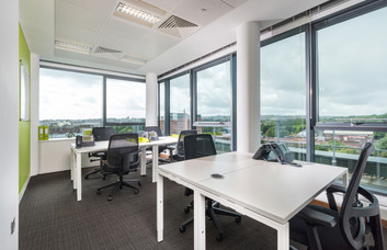Bark Street BL1 office space – Private Office (different sizes available)