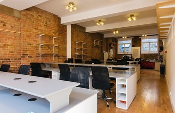 Leonard Street EC1 office space – Private Office (different sizes available)