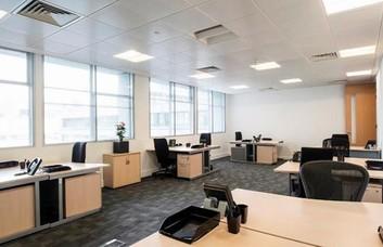 Moorfields EC2 office space – Private Office (different sizes available).