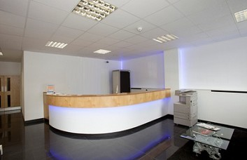 Cray Avenue BR5 office space – Reception