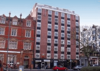 Western Road Hove office space – Building External