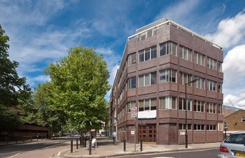Waterloo Road SE1 office space – Building External