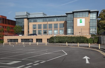 London Road GU15 - GU17 office space – Building External