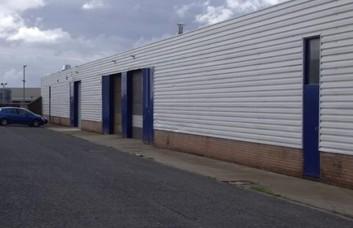 Peterlee office space – Building External