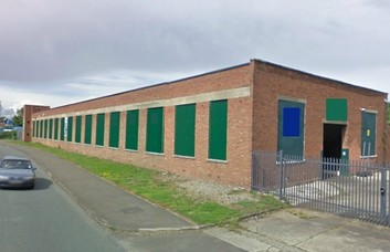 Dabble Duck Road DL4 office space – Building External