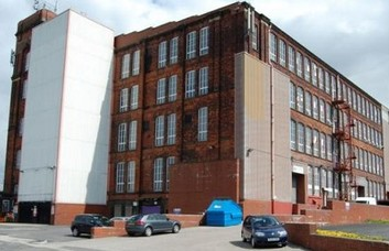 Woodbine Street East OL11 office space – Building External