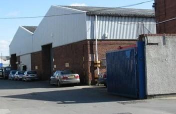 Blackburne Street L19 office space – Building External