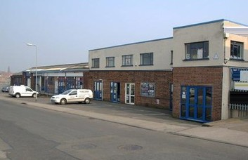 Heathfield Way NN1 - NN6 office space – Building External