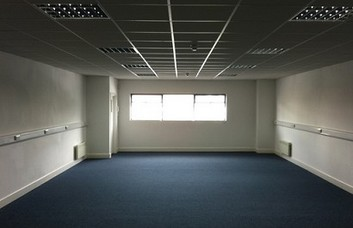 Rankine Road RG21 office space – Private Office (different sizes available).