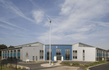 Shireoaks Triangle Business Park ,Coach Close, Worksop S80, S81 office space – Building External