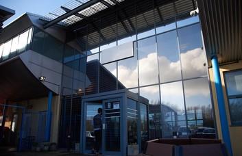 Hamilton Way NG18 office space – Building External