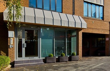 Archway Road NW5 office space – Building External