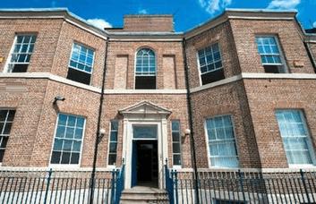 Clavering House, Clavering Place office space – Building External