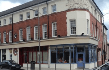 Stafford Court WV1 office space – Building External
