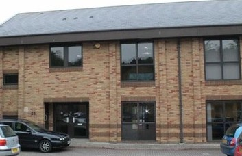 Banbury Road OX7 office space – Building External