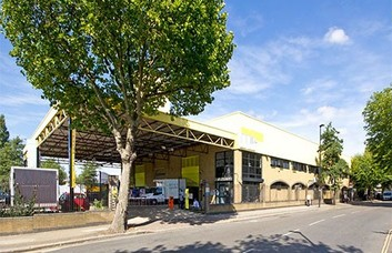 Acton Lane office space – Building External