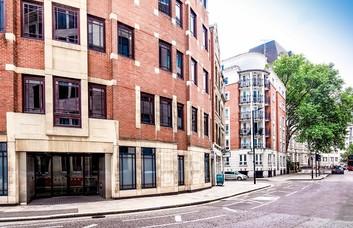 Little Britain EC1 office space – Building External
