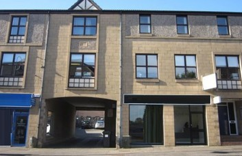 Townhead G1 office space – Building External