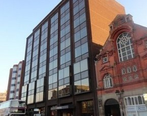 Humberstone Gate office space – Building External