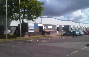 Halesfield Business Park TF1-TF5, TF7 office space – Building External