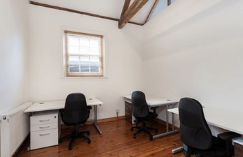 Heath Street NW3 office space – Private Office (different sizes available)