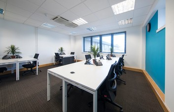 Vision Park CB24 office space – Private Office (different sizes available).