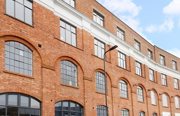 Stanley Gardens W10 office space – Building External