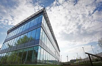 Brook Drive RG1 office space – Building External