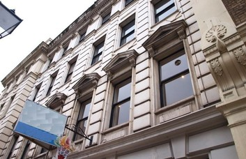 Great Russell Street WC1 office space – Building External