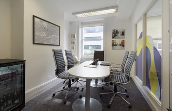 Baker Street W1 office space – Meeting/Boardroom