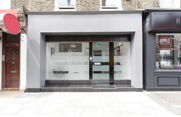 Dorset Street NW1 office space – Building External