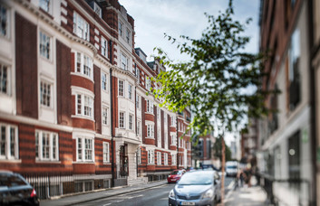 Bolsover Street W1 office space – Building External
