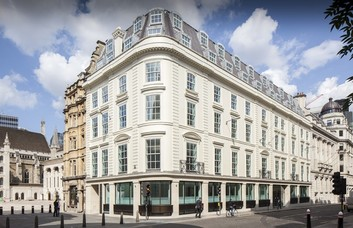 Gresham Street EC2 office space – Building External
