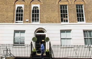 Christopher Street EC1 office space – Building External