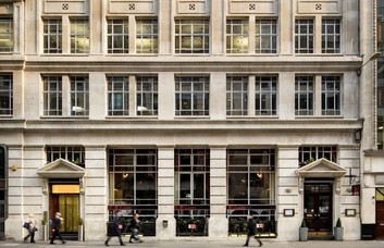 Leadenhall Street EC3 office space – Building External