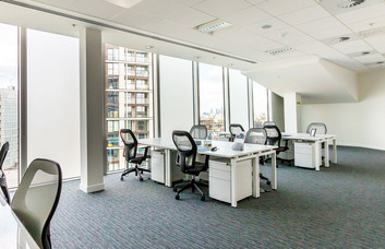 Merchant Square W2 office space – Private Office (different sizes available).
