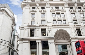 King William Street EC4 office space – Building External