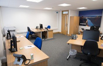 Station Road BS1 office space – Private Office (different sizes available).