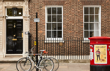 Golden Square W1 office space – Building External