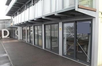 Orchard Place E14, E16 office space – Building External
