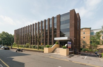 Cricketfield Road UB8 office space – Building External