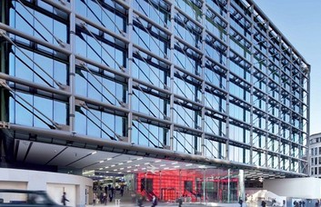 Cannon Street EC4 office space – Building External