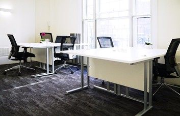 Tavistock Street WC2 office space – Private Office (different sizes available).