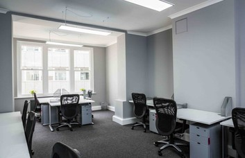 Whitefriars Street EC4 office space – Private Office (different sizes available).