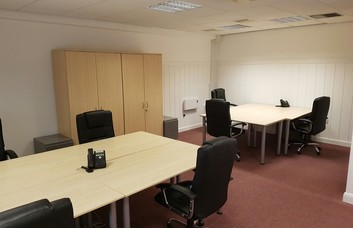 High Street SL1 office space – Private Office (different sizes available)