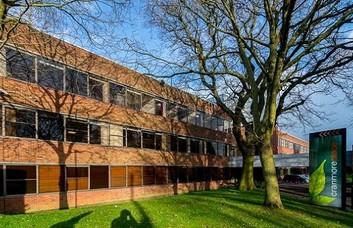 Cranmore Place office space – Building External
