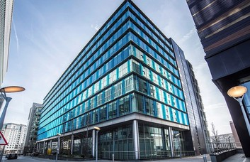 Kingdom Street W2 office space – Building External
