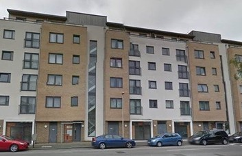 Childers Street SE8 office space – Building External