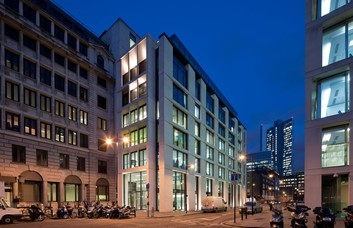 Finsbury Square EC2 office space – Building External