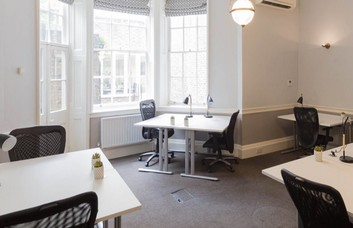 Southampton Place WC1 office space – Private Office (different sizes available)